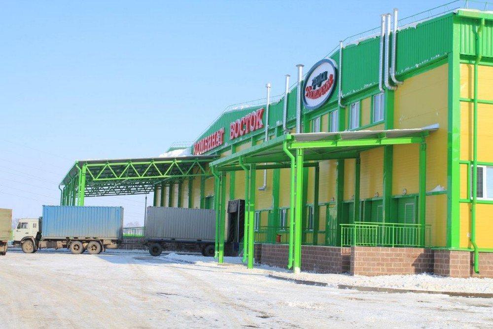 Картофелеплодоовощехранилище из сэндвич-панелей на 22,5 тыс.тонн от ПромПанельСтрой
