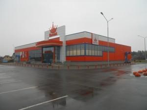 """Магазин """"Корона"""", ул. Врублевского, г. Брест"""